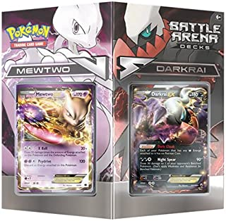 Best darkrai ex and mewtwo ex deck Reviews