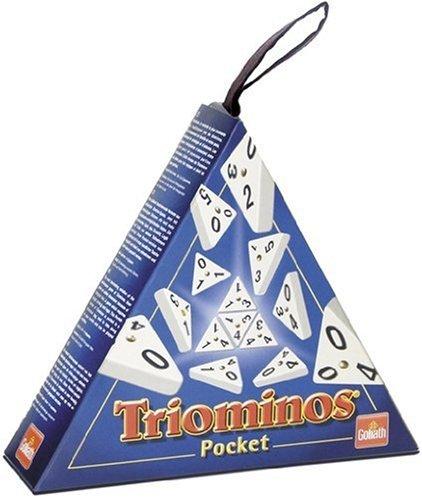 Preisvergleich Produktbild Goliath Toys Piatnik 60640 - Triominos Pocket