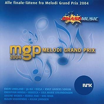 Mgp Melodi Grand Prix 2004