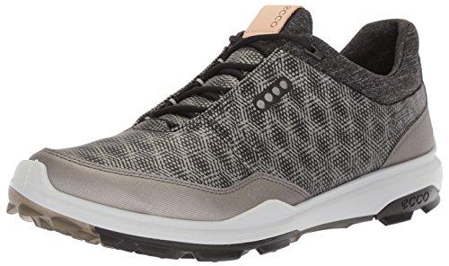ECCO Biom Hybrid 3 Zapatillas de Golf, Hombre, Negro (Negro 54443), 40 EU
