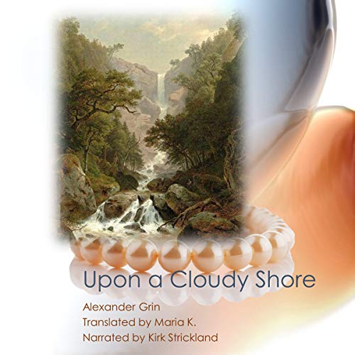 Upon a Cloudy Shore audiobook cover art