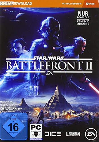 Star Wars Battlefront II (Code in der Box) | PC