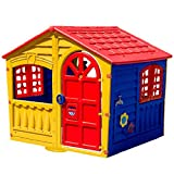 toyz Kids Garden Happy Playhouse Outdoor/Indoor