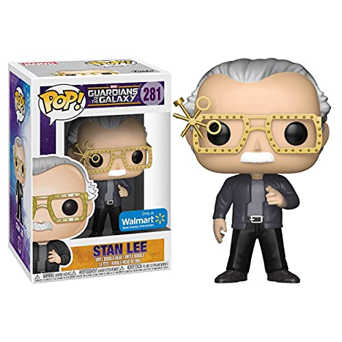 Funko Pop! Stan Lee Cameo Les Gardiens de la Galaxie Exclusivité
