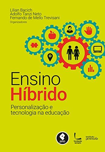 Imagem representativa de Ensino Híbrido: Personalização e Tecnologia na Educação