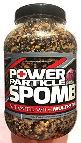 Mainline Granaglie Power Particles Spomb Multi Stim Nessuno Unica