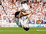 UQstyle Miroslav Klose Deutschland Ziel Feier Druck Seide