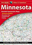 DeLorme® Minnesota Atlas & Gazetteer (Minnesota Atlas and Gazetteer)