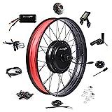 Best Electric Bike Conversion Kits - EBIKELING Waterproof Ebike Conversion Kit for Electric Bike Review