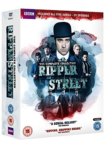 Ripper Street - Complete Box Set (Series 1-5) [14 DVDs] [UK Import]