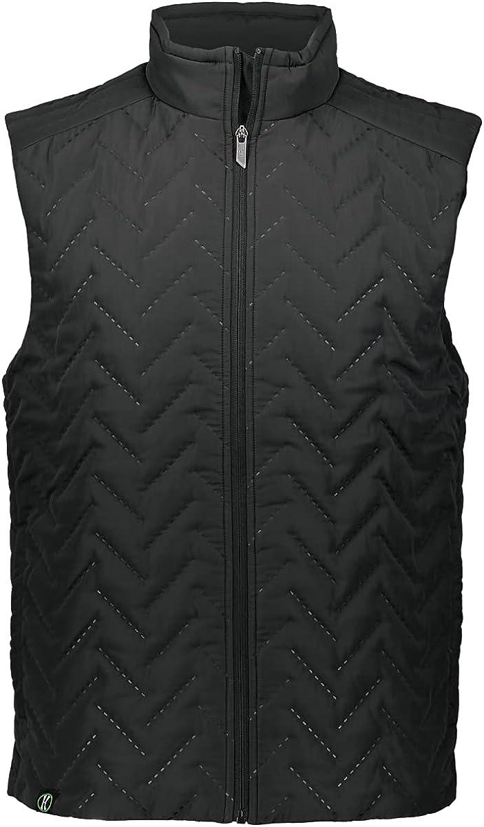 Holloway Sportswear Repreve Eco Vest 2XL Black