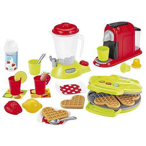 Ecoiffier Set pequeño electrodoméstico 100% Chef (25240)