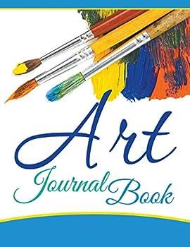 Diary Art Journal Book