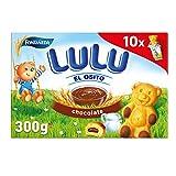 Fontaneda Osito Lulu - Bizcochos Rellenos de Chocolate - Paquete de 150 g