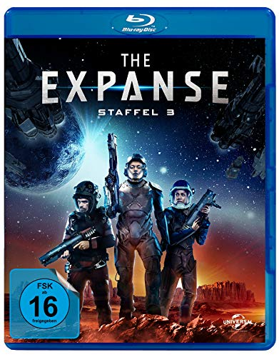 The Expanse - Staffel 3 [Blu-ray]