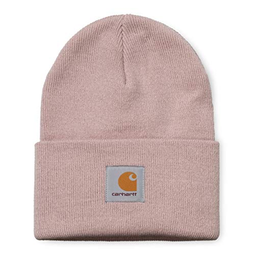Carhartt WIP Acrylic Watch Hat Frosted Pink