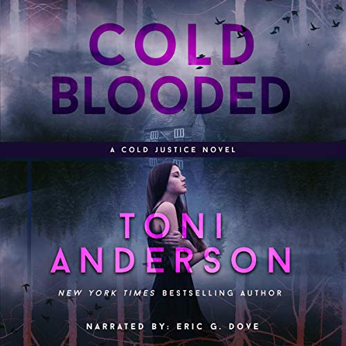Cold Blooded Audiobook By Toni Anderson cover art