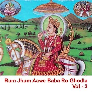 Rum Jhum Aawe Baba Ro Ghodla, Vol. 3