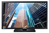 Samsung LS24E45KMS SE450 Series Monitor Full HD de 24 pulgadas - Negro (renovado)
