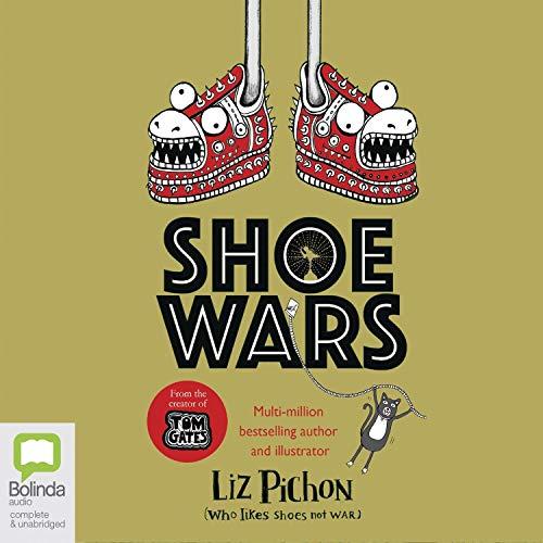 Shoe Wars cover art