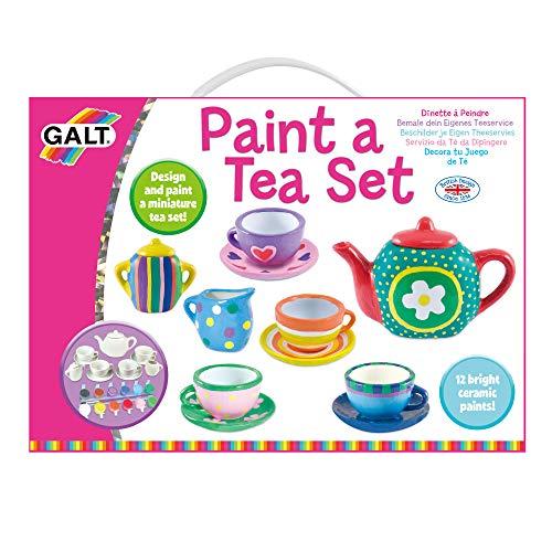 Galt Toys Paint a Tea Set