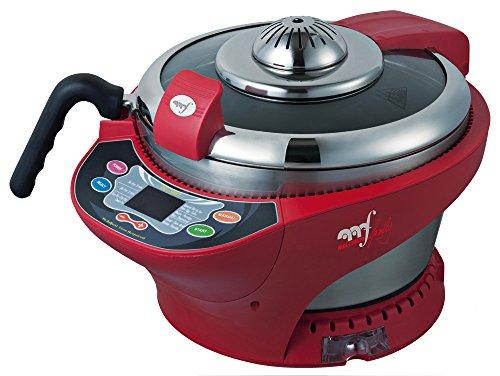 Melchioni Family 118420103 Galattica Robot da Cucina, Rossa
