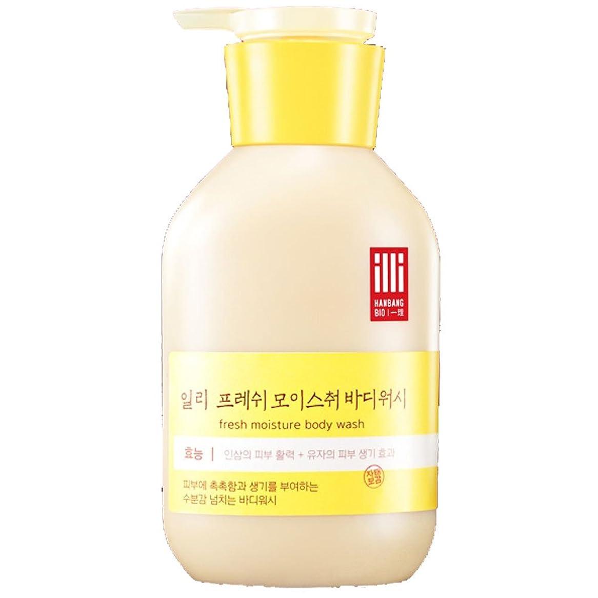 吸うマウント不足(アモーレパシフィック ) Amore Pacific illi Fresh Moisture Body lotion 新鮮な水分ボディローション 350ml  (海外直送品)