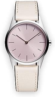 Uniform Wares Women's C33_PSI_W1_CGR_MIS_1816S_01 Year Round Analog Quartz Off-White Watch