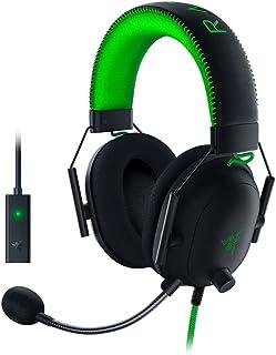 Razer BlackShark V2 Auriculares Diadema Conector de 3,5 mm Negro, Verde