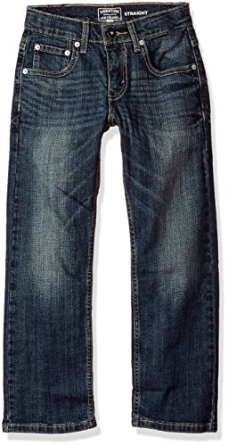 Signature by Levi Strauss & Co. Gold Label Big Boys' Straight Fit Jeans, Perth, 18