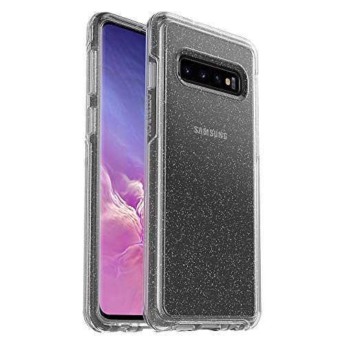 OtterBox SYMMETRY CLEAR SERIES Case for Galaxy S10 - Retail Packaging - STARDUST