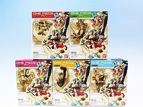 Essig gestapelt One Piece One Piece f die neue Welt Figur Bandai S gkeiten Spielzeug (alle f  Voll Layout-Set) (Japan-Import)