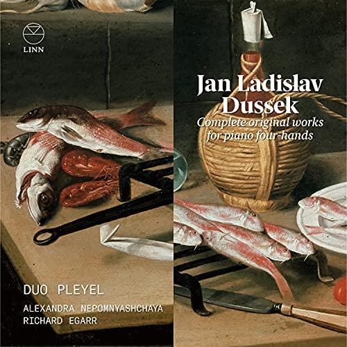 デュセック: 4手連弾のためのピアノ作品全集