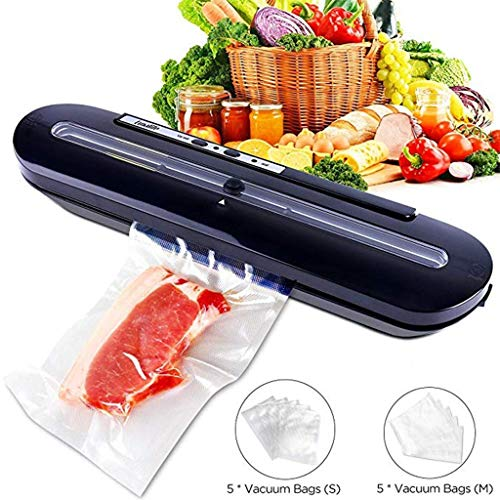 Fantastic Prices! Vacuum Sealer Machine,Automatic Food Sealer Machine for Dry and Moist Food Fresh P...