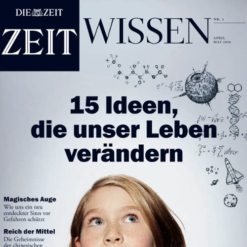 ZeitWissen, April 2010 Titelbild