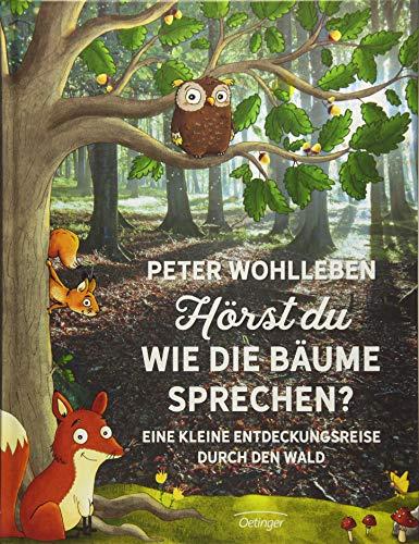 Hörst du, wie die Bäume sprechen?: Eine kleine Entdeckungsreise durch den Wald (Peter & Piet)