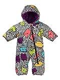 Burton Infant Buddy Bunting Suit Tuta Da Neve, Bambina, Hoos There, .00