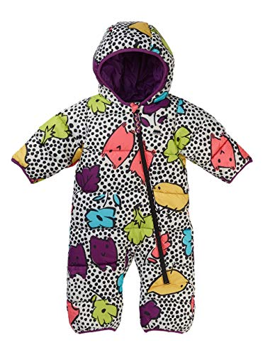 Burton Mädchen Infant Buddy Bunting Suit Overall, Hoos There.12