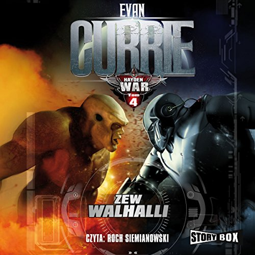 Zew Walhalli (Hayden War 4) cover art
