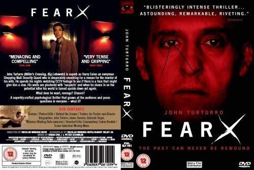 Fear X [Reino Unido] [DVD]