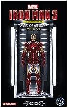 Dragon Models 1/9 Iron Man 3 - Hall of Armor - Mark VII Model Building Kit