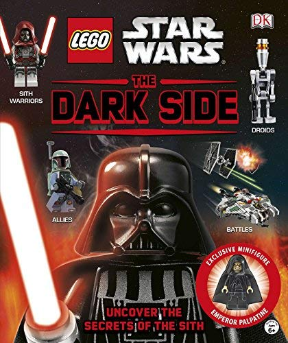 [(Lego Star Wars: The Dark Side)] [By (author) Daniel Lipkowitz] published on (September, 2014)