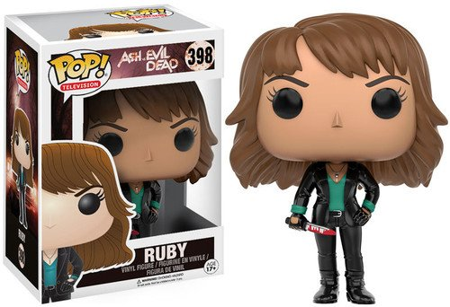 POP! Vinilo - Ash vs Evil Dead: Ruby