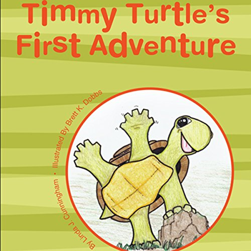 Timmy Turtle's First Adventure audiobook cover art