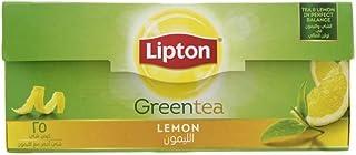 Lipton Green Tea Lemon , 25 Bags