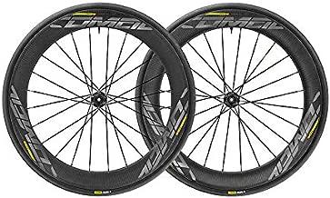 Mavic 2017 Comete Pro Carbon Clincher Road Bike Wheelset and Tires
