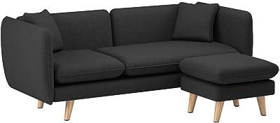 Vida de hogar - Sofá Cama CONIL Clic Clac 97x83x40x195 cm ...