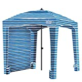 Best Beach Canopy For Winds - Qipi Beach Cabana - Easy to Set Up Review