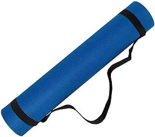 Tapete Para Yoga em EVA, Azul, Evamax, 170x60cm