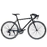 Rennrad 700C 26 Zoll Gravel Bike Urbanrad Mit 14 Gang Shimano Sora Schaltung, Cross Rennrad Für Damen Und Herren